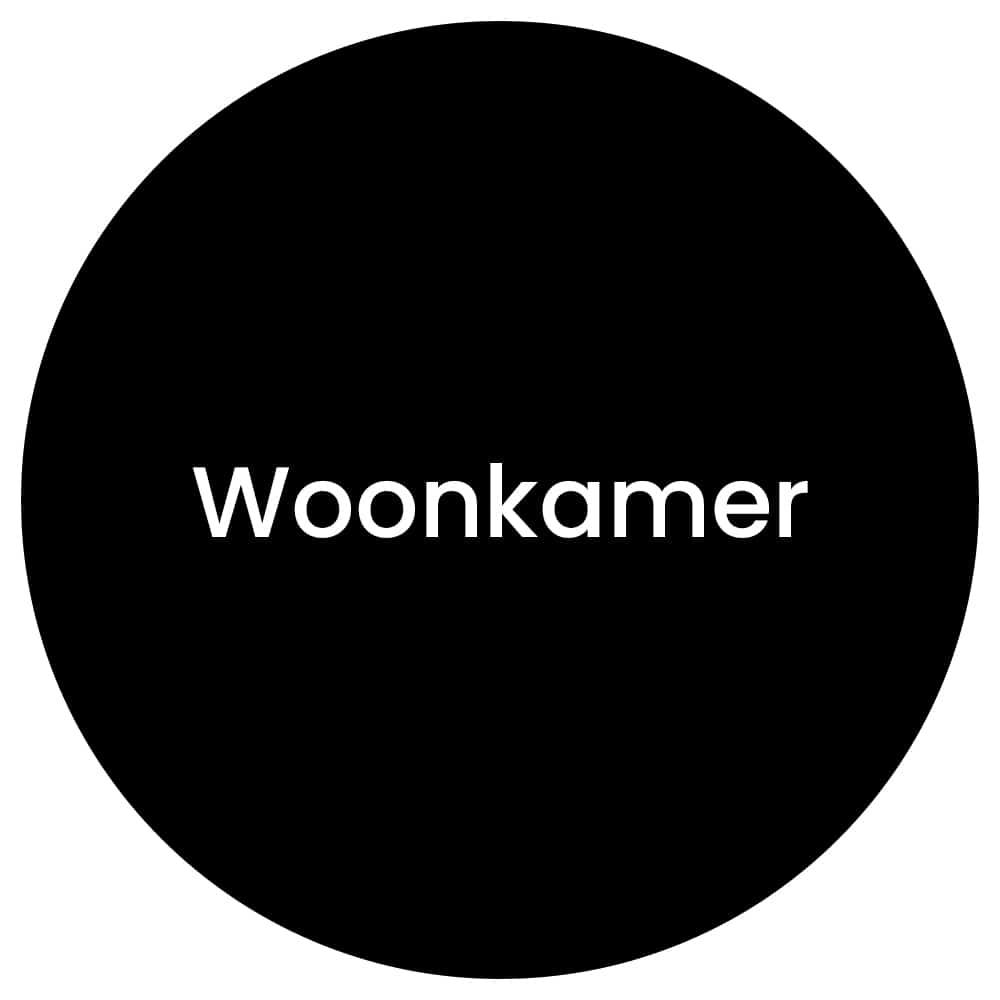 tijd voor steigerhout Woonkamer circle