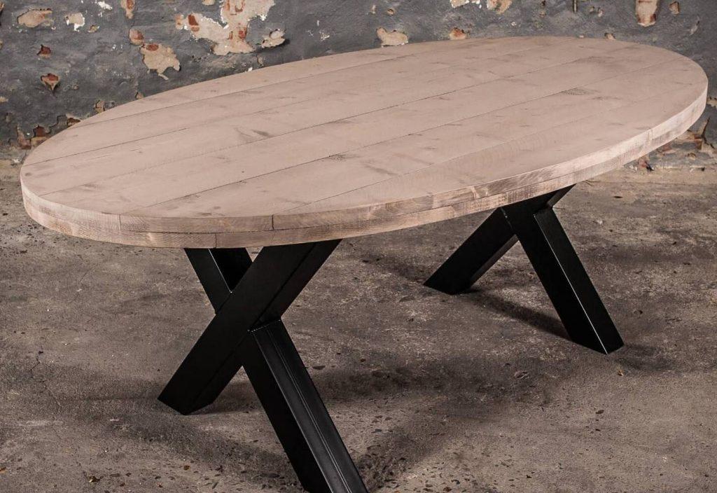 Steigerhouten tafel (1)